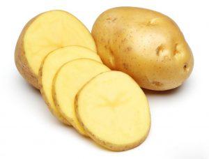 Bí quyết khử sạch mùi hôi giày với khoai tây -2