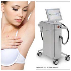 Tìm hiểu phương pháp trị hôi nách bằng công nghệ MiraDry -1