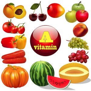 Vitamin A giúp răng miệng chắc khỏe