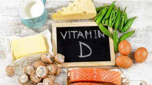 Vitamin D giúp hơi thở bớt nặng mùi