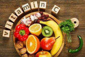 Vitamin C giúp hơi thở thơm mát